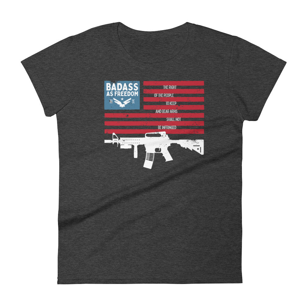 Badass AR Women's Short Sleeve T-shirt