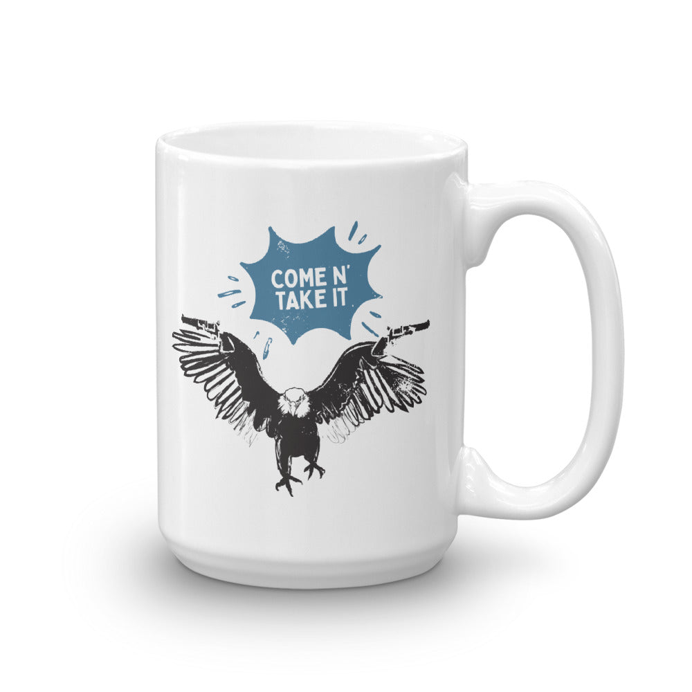Come N' Take It - Eagle Mug