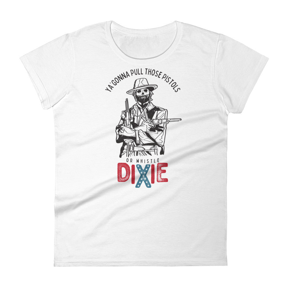The Outlaw Josey Wales Women's short Sleeve T-Shirt