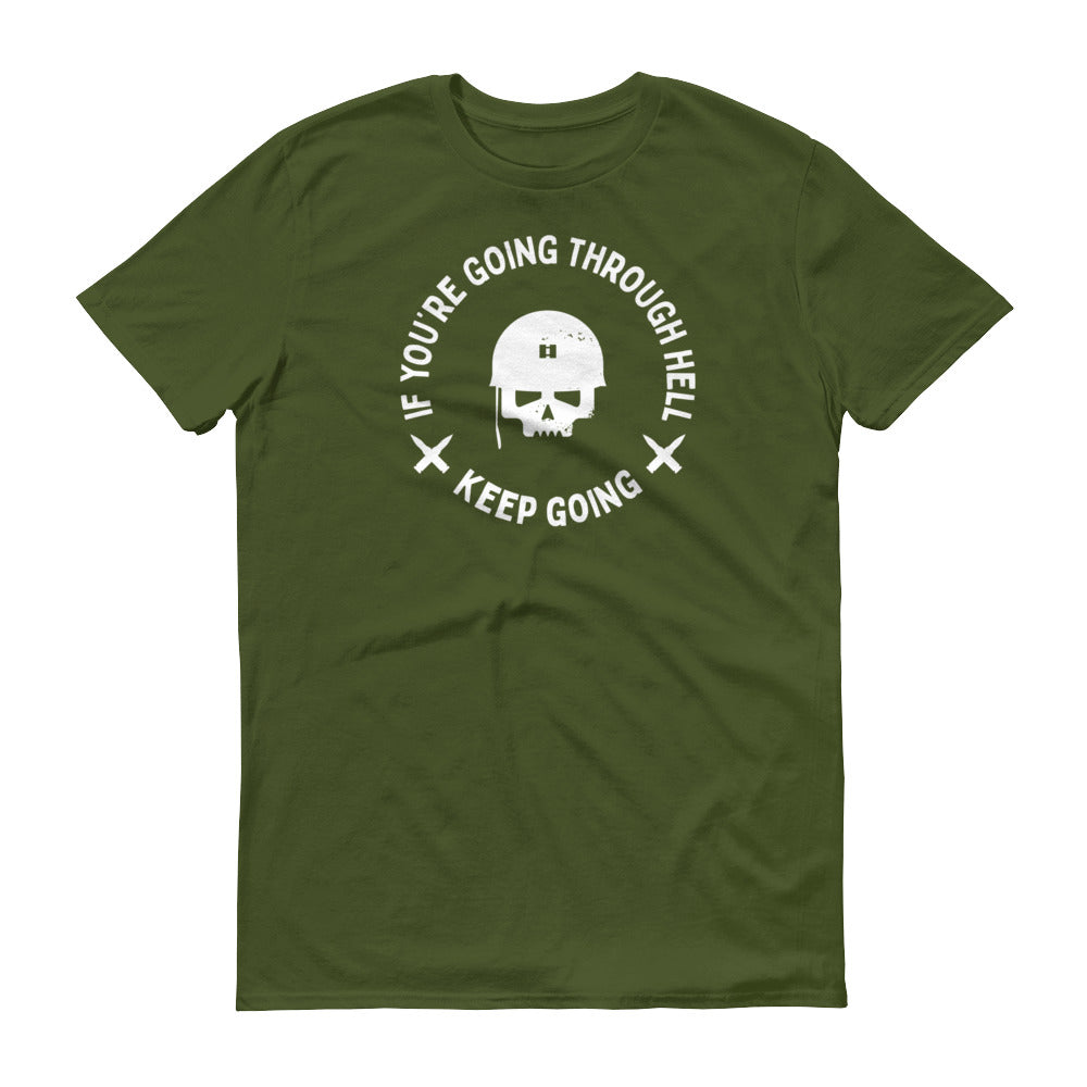 Keep Going Short-Sleeve T-Shirt