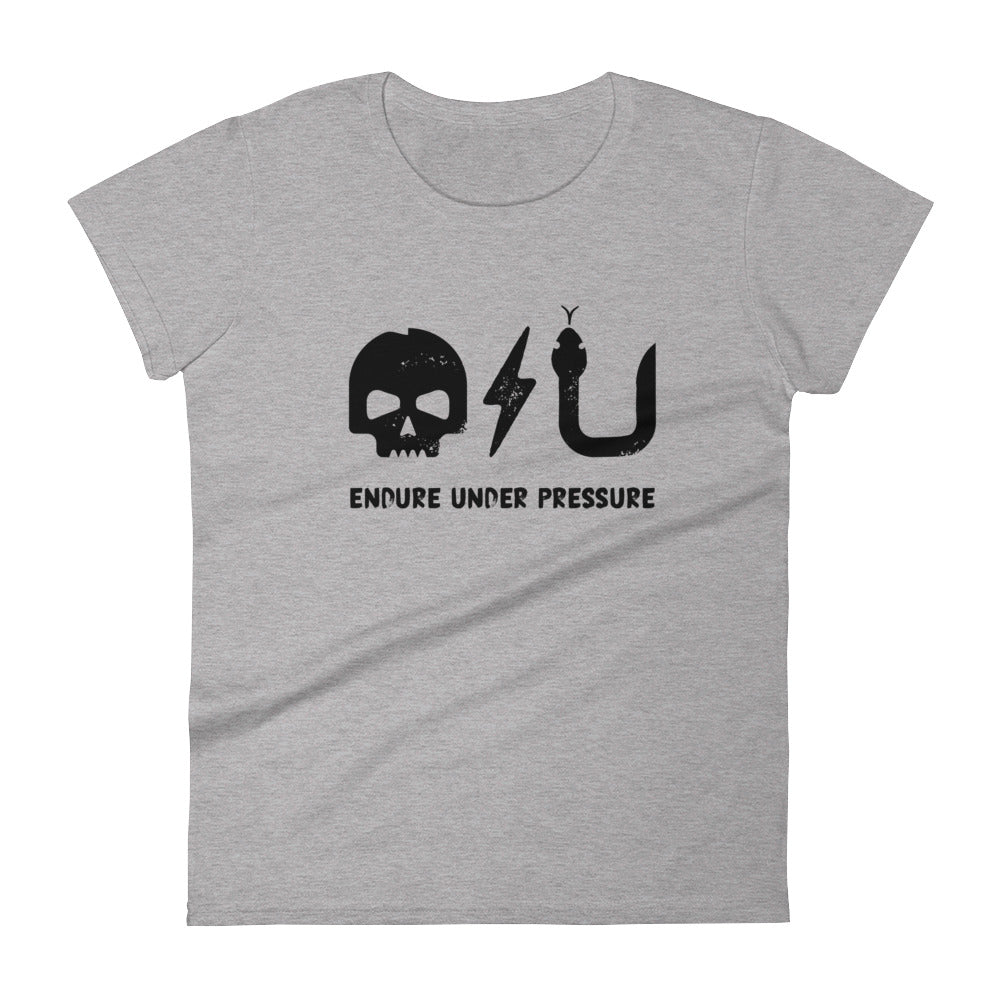 Endure Under Pressure Women's Short Sleeve T-Shirt