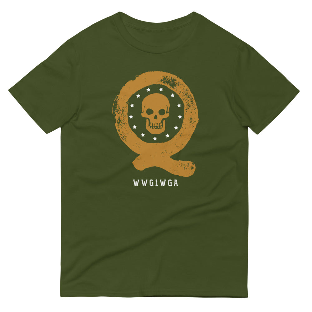 Q Short-Sleeve T-Shirt