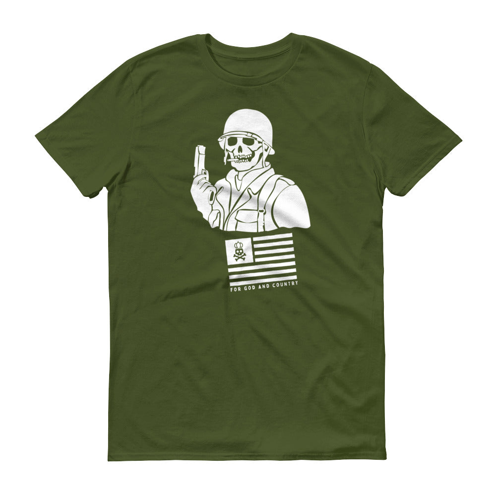 WWII Veterans Tribute Short-Sleeve T-Shirt