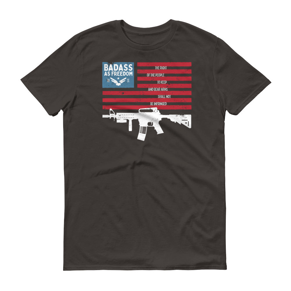 Badass AR Short-Sleeve T-Shirt