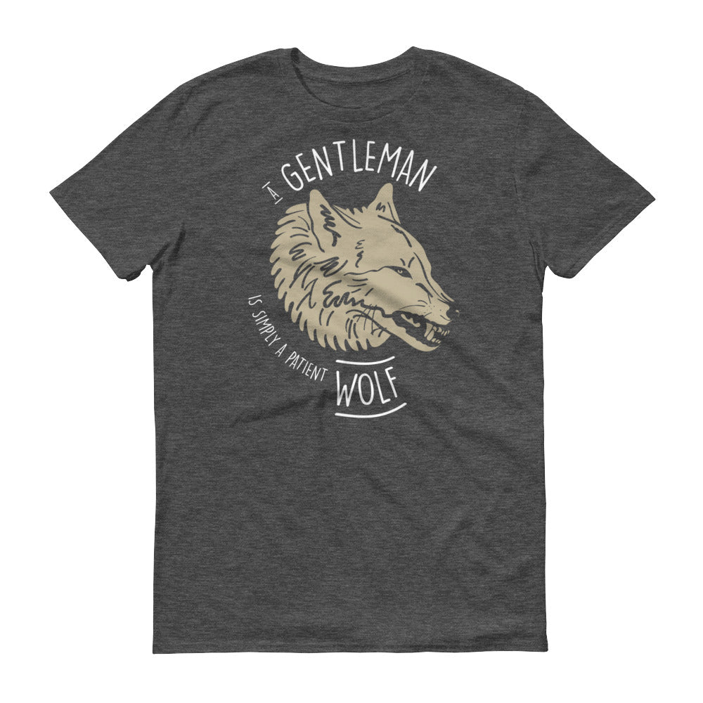 Gentleman Short-Sleeve T-Shirt