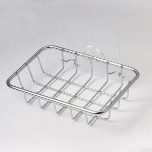 Mighty Shopping 13.5x9.3x3cm Stainless Steel Sink Hanging Rack
