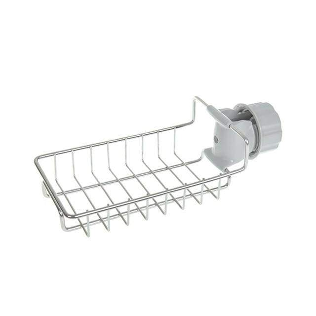 Mighty Shopping 16.5x10x3cm Stainless Steel Sink Hanging Rack