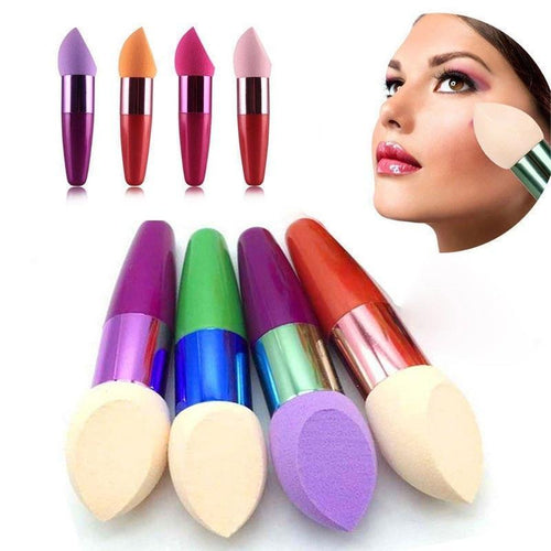Mighty Shopping Make Up Powder Puff Sponge Tool