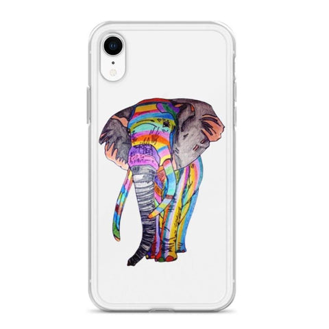 Coque iPhone XR Dessin