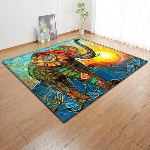 Tapis Animal Salon