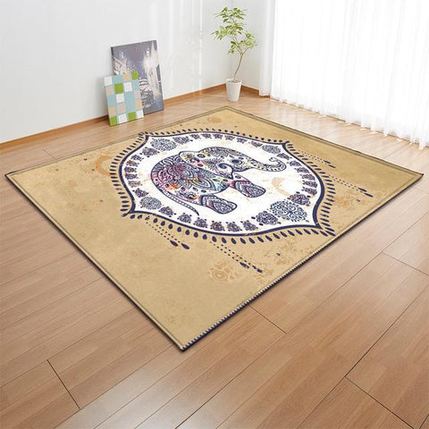 Tapis Imprimé Animal