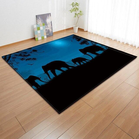 Tapis Animal Bébé