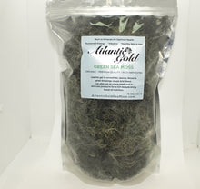Load image into Gallery viewer, Wholesale Green Sea Moss - 5 Lbs