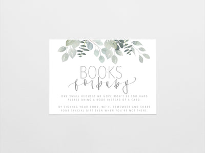 Books for Baby | Greenery