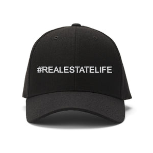 #REALESTATELIFE Hat for Realtor®