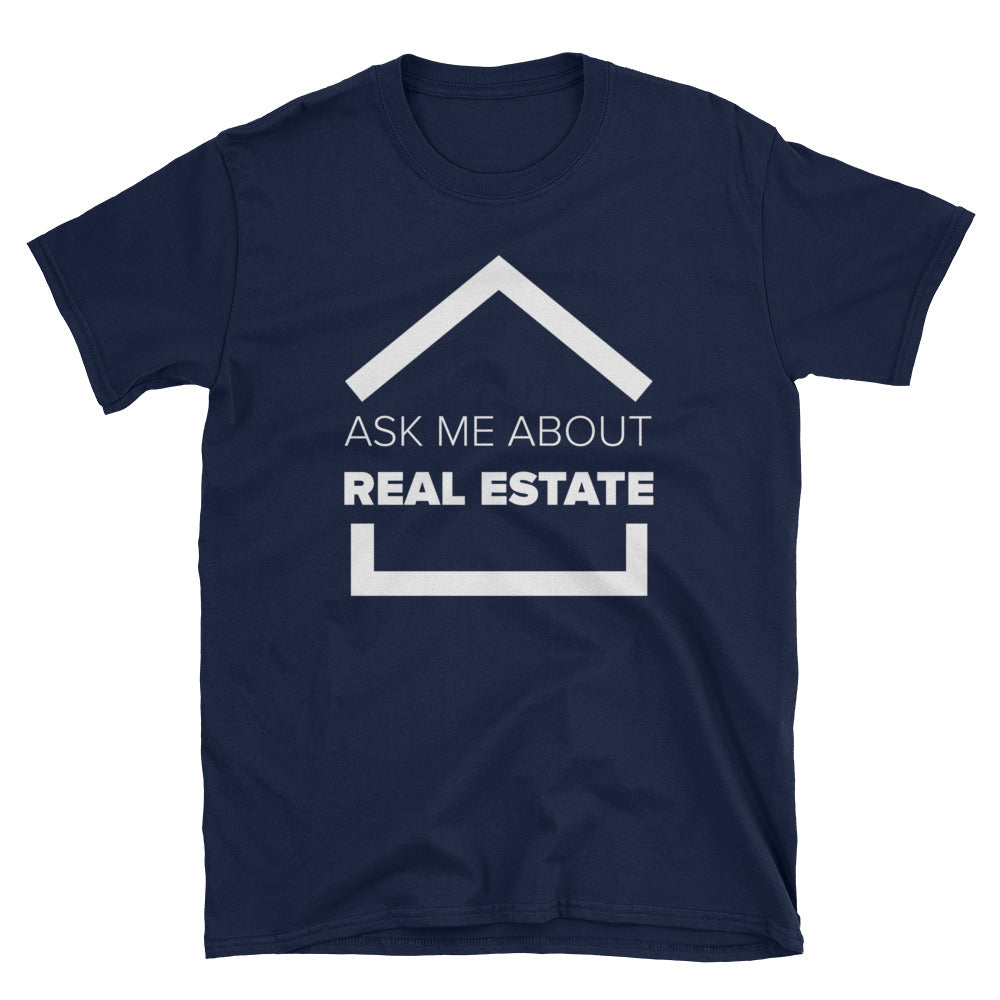 Real Estate T-shirt-Design For Realtors