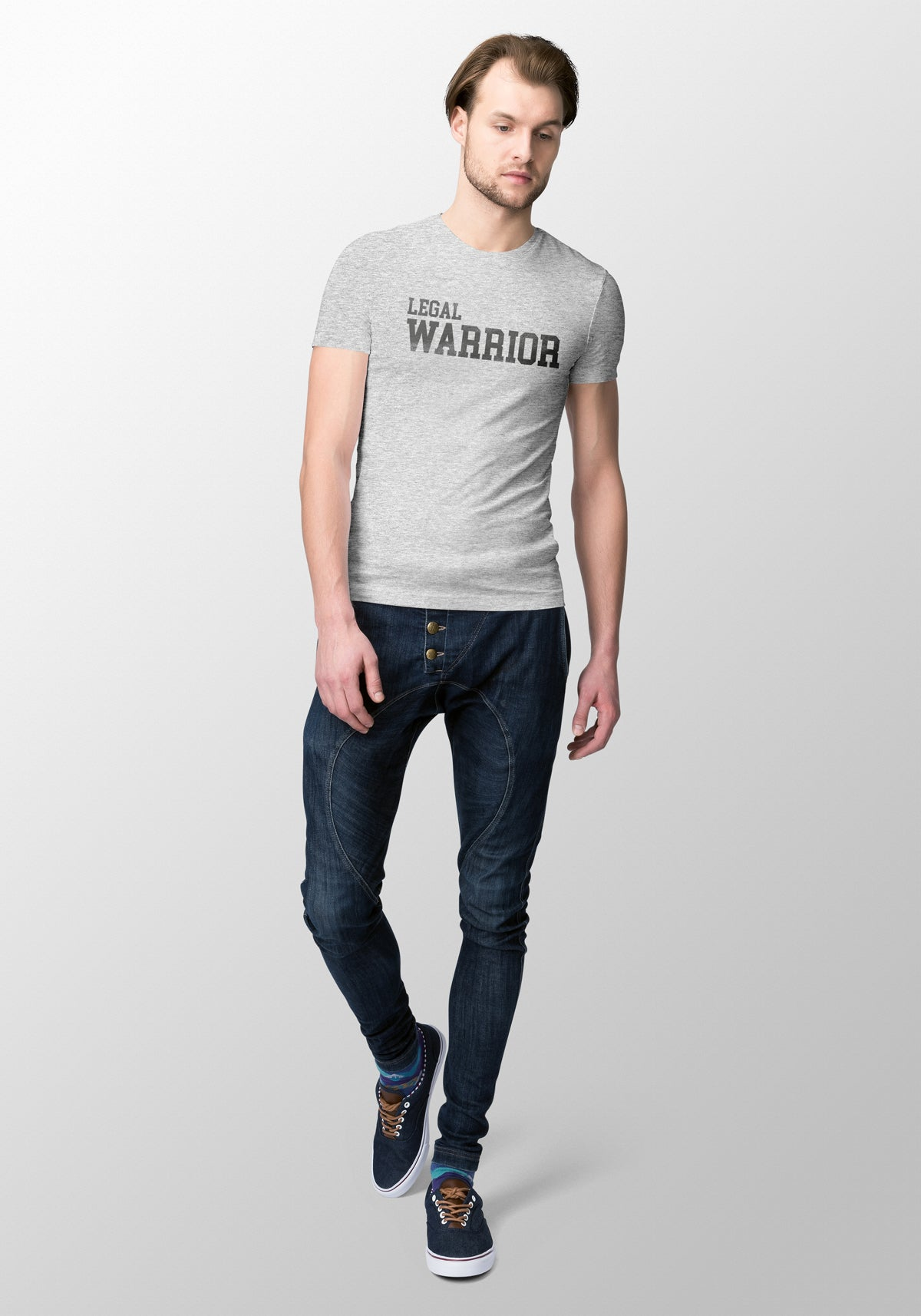 Legal Warrior Crew Neck Men's