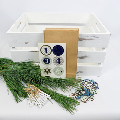 Adventskalender DIY maritim