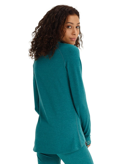 BURTON EXPEDITION 1/4 ZIP 2019 WOMENS THERMAL TOP