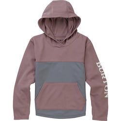 BURTON SPURWAY TECH PULLOVER YOUTH HOODIE