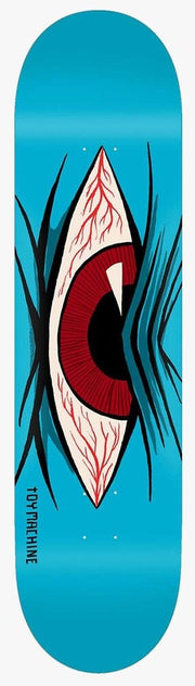 TOY MACHINE MAD EYE SKATEBOARD DECK