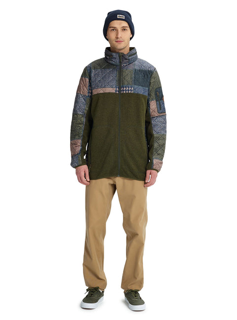 BURTON PIERCE 2019 FLEECE