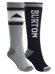 BURTON WEEKEND MIDWEIGHT 2 PACK WOMENS SOCKS