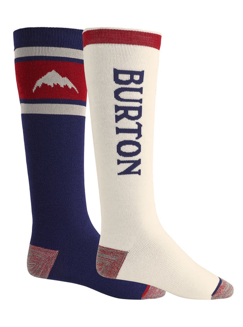 BURTON WEEKEND MIDWEIGHT 2 PACK SOCK