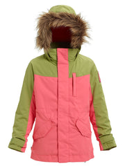BURTON YOUTH AUBREY 2019 PARKA JACKET