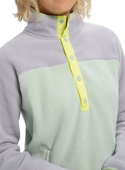 BURTON WOMENS HEARTH PULLOVER FLEECE
