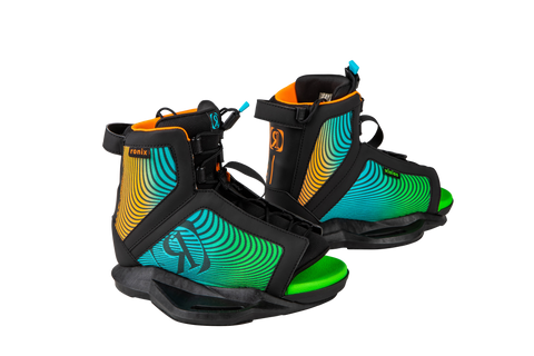RONIX VISION 2021 YOUTH WAKEBOARD BOOTS