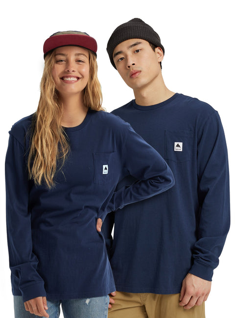 BURTON COLFAX LONG SLEEVE TEE