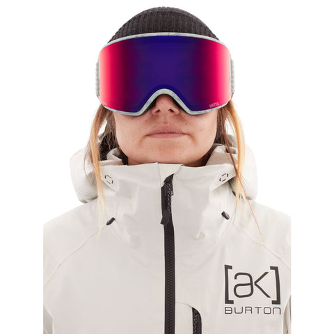 ANON WM3 2021 SNOW GOGGLE WITH SPARE LENSE AND MFI
