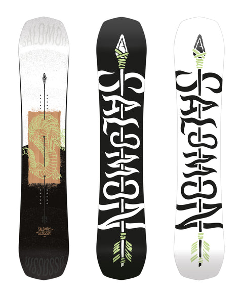 SALOMON ASSASSIN 2020 SNOWBOARD