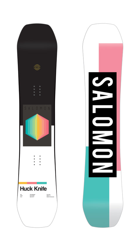 SALOMON HUCK KNIFE GROM 2020 YOUTH SNOWBOARD