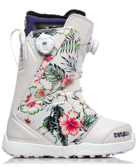 THIRTYTWO LASHED DOUBLE BOA 2019 WOMENS SNOWBOARD BOOT