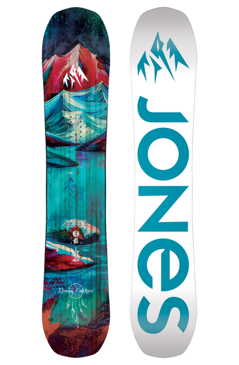 JONES DREAM CATCHER 2020 WOMENS SNOWBOARD