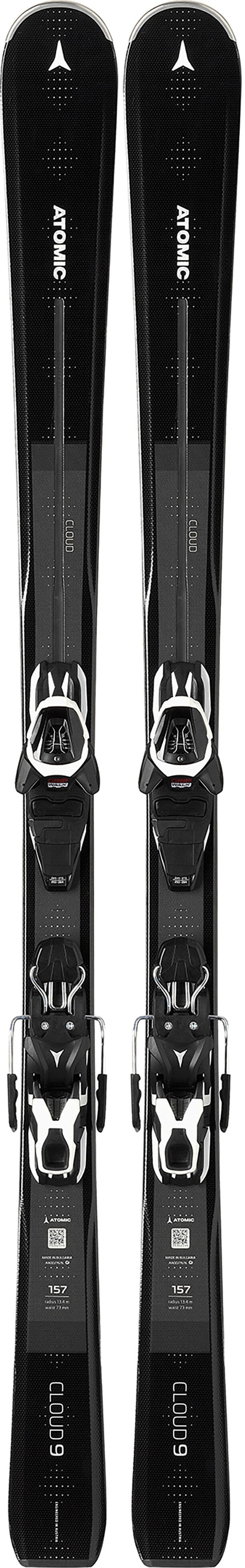 ATOMIC CLOUD 9 2020 WOMENS SKI WITH LITHIUM 10 BINDING