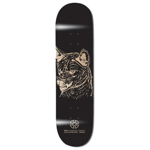 XEN AUSSIE SERIES DINGO SKATEBOARD DECK