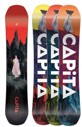 CAPITA DEFENDERS OF AWESOME 2021 SNOWBOARD