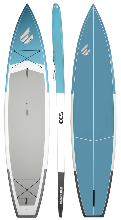 ECS WANDERER STAND UP PADDLE BOARD