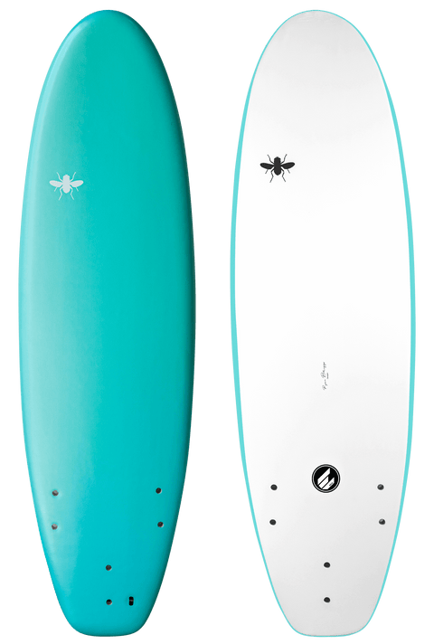 ECS THE BUZZ SOFT SURFBOARD