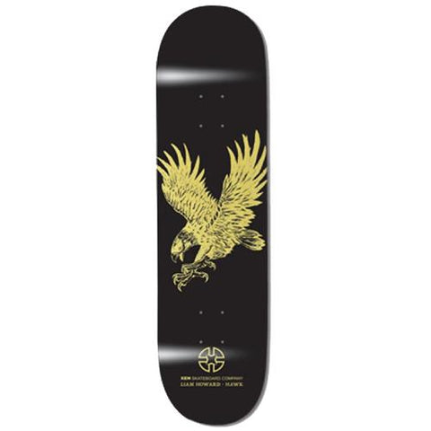 XEN AUSSIE SERIES HAWK SKATEBOARD DECK