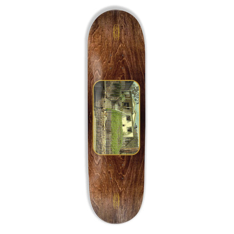 PASSPORT HOME SKATEBOARD DECK