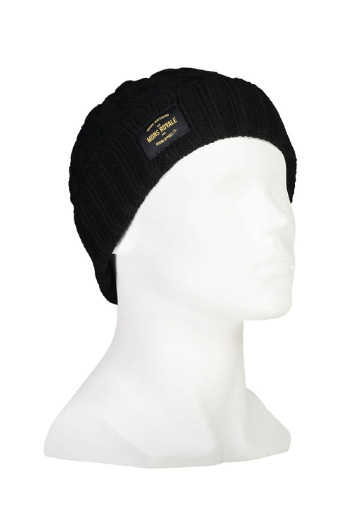 MONS ROYALE ROPE TOW 2019 BEANIE