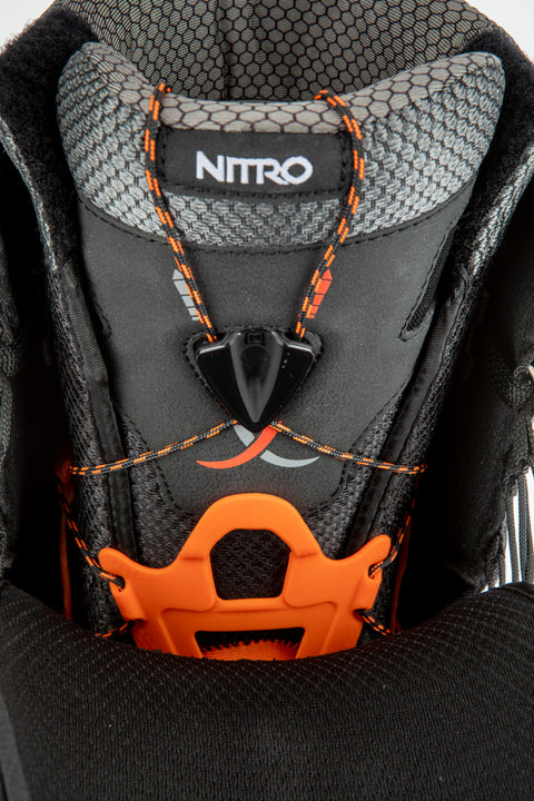 NITRO SELECT TLS 2020 SNOWBOARD BOOT