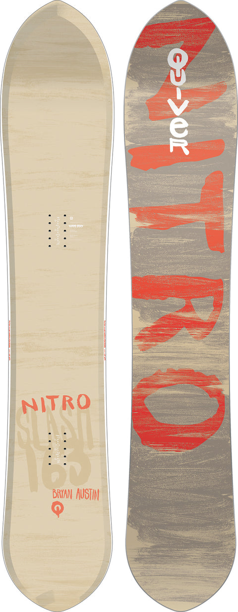 NITRO SLASH 2020 SNOWBOARD