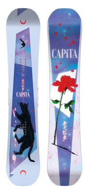 CAPITA SPACE METAL FANTASY 2021 WOMENS SNOWBOARD