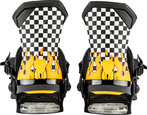 NITRO TEAM 2020 SNOWBOARD BINDINGS