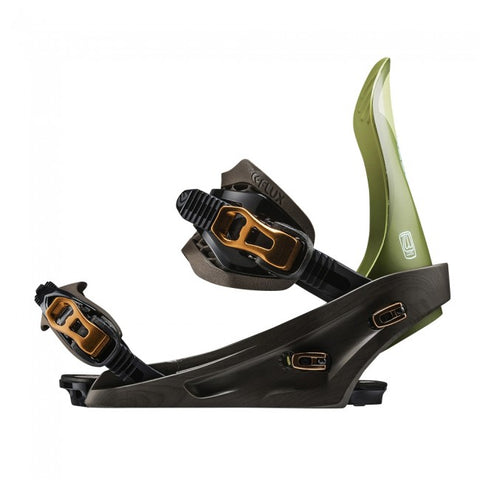 FLUX SR 2018 SNOWBOARD BINDINGS